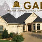 GAF: The 2016 Women's Choice Awardee